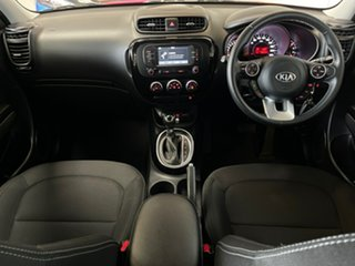 2018 Kia Soul PS MY18 SI Red 6 Speed Sports Automatic Hatchback
