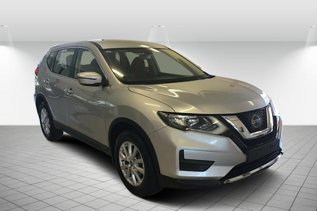 Used Nissan X-Trail T32 Series II ST X-tronic 2WD Maryborough, 2019 Nissan X-Trail T32 Series II ST X-tronic 2WD Silver 7 Speed Constant Variable Wagon