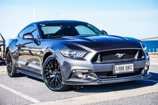 2015 Ford Mustang FM GT Fastback SelectShift Grey 6 Speed Sports Automatic Fastback.