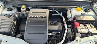 2014 Holden Captiva CG MY14 5 LT Silver 6 Speed Sports Automatic Wagon.