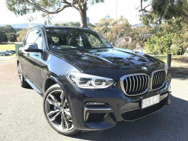 Used BMW X3 G01 M40i Steptronic Adelaide, 2020 BMW X3 G01 M40i Steptronic Black 8 Speed Sports Automatic Wagon