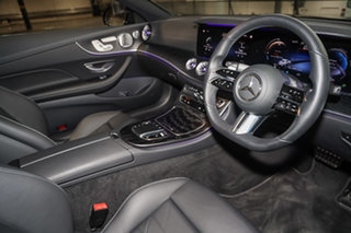 2020 Mercedes-Benz E-Class C238 801MY E300 9G-Tronic Graphite Grey 9 Speed Sports Automatic Coupe.