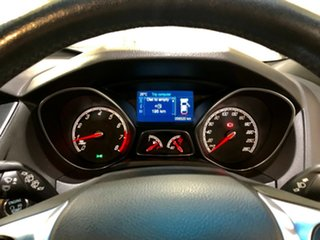 2014 Ford Focus LW MkII ST White 6 Speed Manual Hatchback