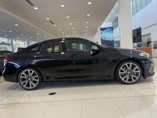 2020 BMW 2 Series F44 M235i Gran Coupe Steptronic xDrive Black Sapphire 8 Speed Sports Automatic.