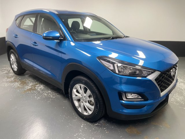 Used Hyundai Tucson TL4 MY20 Active 2WD Rutherford, 2019 Hyundai Tucson TL4 MY20 Active 2WD Blue 6 Speed Automatic Wagon