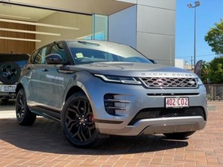 2021 Land Rover Range Rover Evoque L551 MY21 D200 R-Dynamic SE Grey 9 Speed Sports Automatic Wagon.