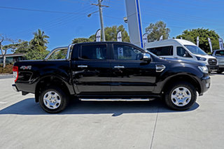 2015 Ford Ranger PX MkII XLT Double Cab Black Mica 6 Speed Manual Utility