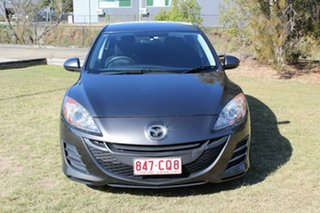 2009 Mazda 3 BL10F1 Neo Grey 6 Speed Manual Sedan.