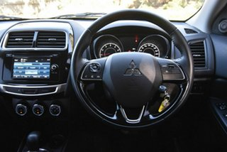 2016 Mitsubishi ASX XB MY15.5 LS 2WD Silver 6 Speed Constant Variable Wagon