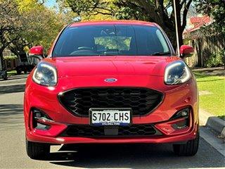 2021 Ford Puma JK 2021.25MY ST-Line Red 7 Speed Sports Automatic Dual Clutch Wagon.