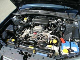 2005 Subaru Forester 79V MY06 X AWD Blue 4 Speed Automatic Wagon