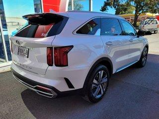 2021 Kia Sorento MQ4 MY21 Sport+ White 8 Speed Sports Automatic Wagon.