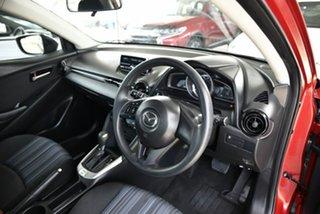 2015 Mazda 2 DJ2HAA Neo SKYACTIV-Drive Red 6 Speed Sports Automatic Hatchback