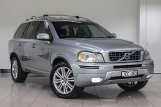 2014 Volvo XC90 P28 MY14 Executive Geartronic Electric Silver 6 Speed Sports Automatic Wagon.