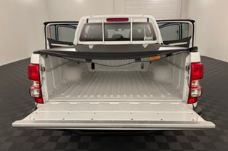2016 Holden Colorado RG MY16 LS Crew Cab White 6 speed Automatic Utility