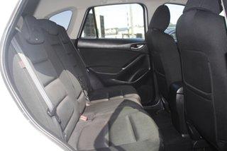 2012 Mazda CX-5 KE1071 Maxx SKYACTIV-Drive AWD Sport Crystal White Pearl 6 Speed Sports Automatic