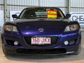 2004 Mazda RX-8 FE1031 Blue 6 Speed Manual Coupe