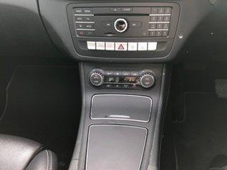 2015 Mercedes-Benz B-Class W246 B200 DCT Grey 7 Speed Sports Automatic Dual Clutch Hatchback