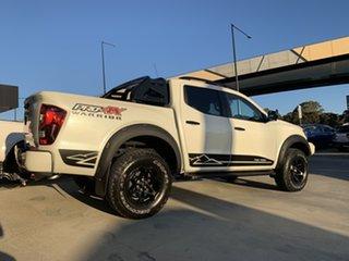 2021 Nissan Navara D23 MY21 Pro-4X Warrior White Pearl 7 Speed Sports Automatic Utility.