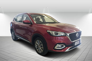 2020 MG HS SAS23 MY20 Vibe DCT FWD Red 7 Speed Sports Automatic Dual Clutch Wagon.