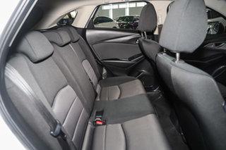 2016 Mazda CX-3 DK2W7A Maxx SKYACTIV-Drive Polar White 6 Speed Sports Automatic Wagon