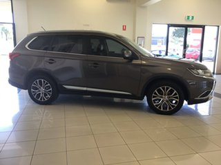 2015 Mitsubishi Outlander ZK MY16 LS 2WD Bronze 6 Speed Constant Variable Wagon