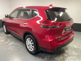 2018 Nissan X-Trail T32 Series II ST X-tronic 2WD Red 7 Speed Constant Variable Wagon