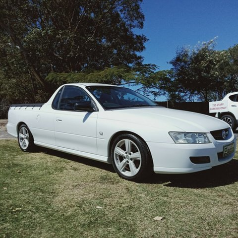 Used Holden Commodore VZ MY06 S Southport, 2006 Holden Commodore VZ MY06 S 4 Speed Automatic Utility