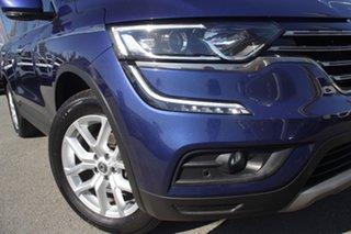 2017 Renault Koleos HZG Zen X-tronic Meissen Blue/black 1 Speed Constant Variable Wagon.