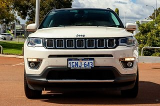 2018 Jeep Compass M6 MY18 Limited White 9 Speed Automatic Wagon