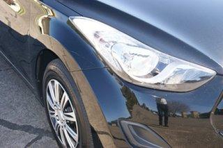 2012 Hyundai Elantra MD2 Active Black 6 Speed Automatic Sedan.