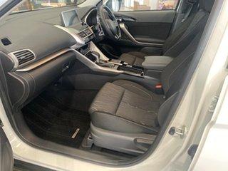 2018 Mitsubishi Eclipse Cross YA MY19 LS 2WD White 8 Speed Constant Variable Wagon
