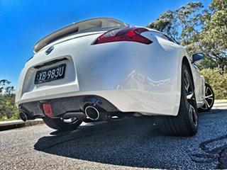 2021 Nissan 370Z Z34 MY20 Shiro White 7 Speed Sports Automatic Coupe
