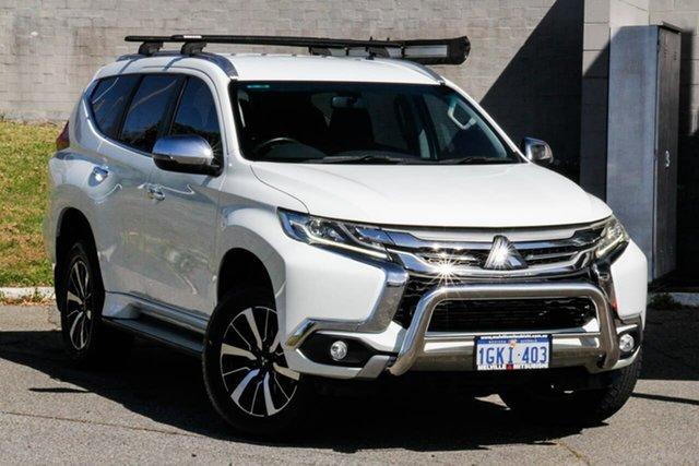 Used Mitsubishi Pajero Sport QE MY16 GLX Melville, 2016 Mitsubishi Pajero Sport QE MY16 GLX White 8 Speed Sports Automatic Wagon
