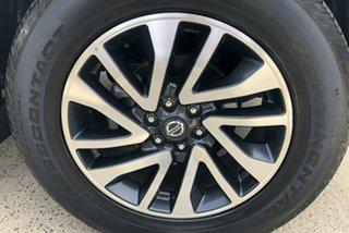 2018 Nissan Navara D23 Series III MY18 ST-X (4x4) (Leather Trim) White 7 Speed Automatic
