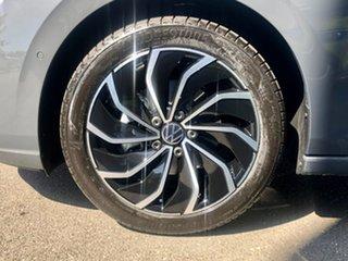 2021 Volkswagen Golf 8 MY21 110TSI Life Dolphin Grey 8 Speed Sports Automatic Hatchback.