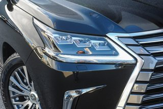 2017 Lexus LX URJ201R LX570 Black 8 Speed Sports Automatic Wagon.