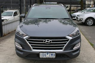 2018 Hyundai Tucson TLE3 MY19 Special Edition D-CT AWD Grey 7 Speed Sports Automatic Dual Clutch.