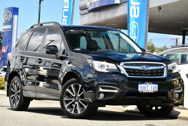 Used Subaru Forester S4 MY17 2.5i-S CVT AWD Melville, 2016 Subaru Forester S4 MY17 2.5i-S CVT AWD Black 6 Speed Constant Variable Wagon