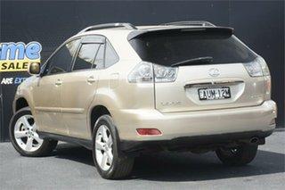 2005 Lexus RX MCU38R MY05 RX330 Sports Luxury Gold 5 Speed Sports Automatic Wagon