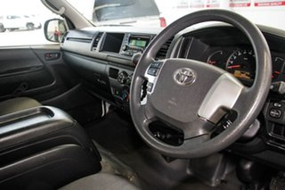 2014 Toyota HiAce KDH223R MY14 Commuter French Vanilla 4 Speed Automatic Bus
