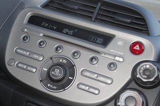 2009 Honda Jazz GE MY09 VTi-S Black 5 Speed Manual Hatchback