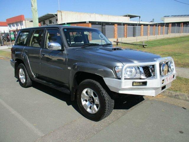 Used Nissan Patrol GU 5 MY07 ST Kippa-Ring, 2007 Nissan Patrol GU 5 MY07 ST Silver 5 Speed Manual Wagon