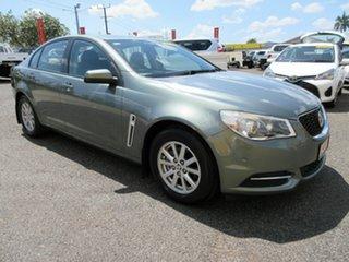 2016 Holden Commodore Evoke Series 2 Grey 6 Speed Automated Sedan.