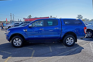2021 Ford Ranger PX MkIII 2021.25MY XLT Blue 6 Speed Sports Automatic Double Cab Pick Up