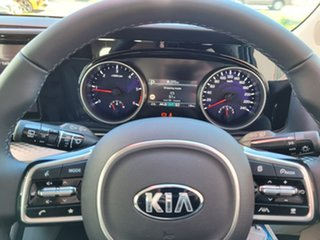 2021 Kia Carnival KA4 MY21 SI Silver 8 Speed Sports Automatic Wagon