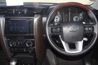 2018 Toyota Fortuner GUN156R GXL Graphite 6 Speed Automatic Wagon