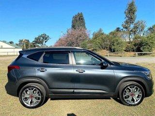 2020 Kia Seltos SP2 MY20 GT-Line DCT AWD Grey 7 Speed Sports Automatic Dual Clutch Wagon.