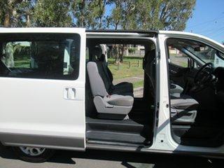 2009 Hyundai iMAX TQ-W White 4 Speed Automatic Wagon