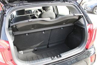 2021 Kia Picanto JA MY21 S Aurora Black 4 Speed Automatic Hatchback